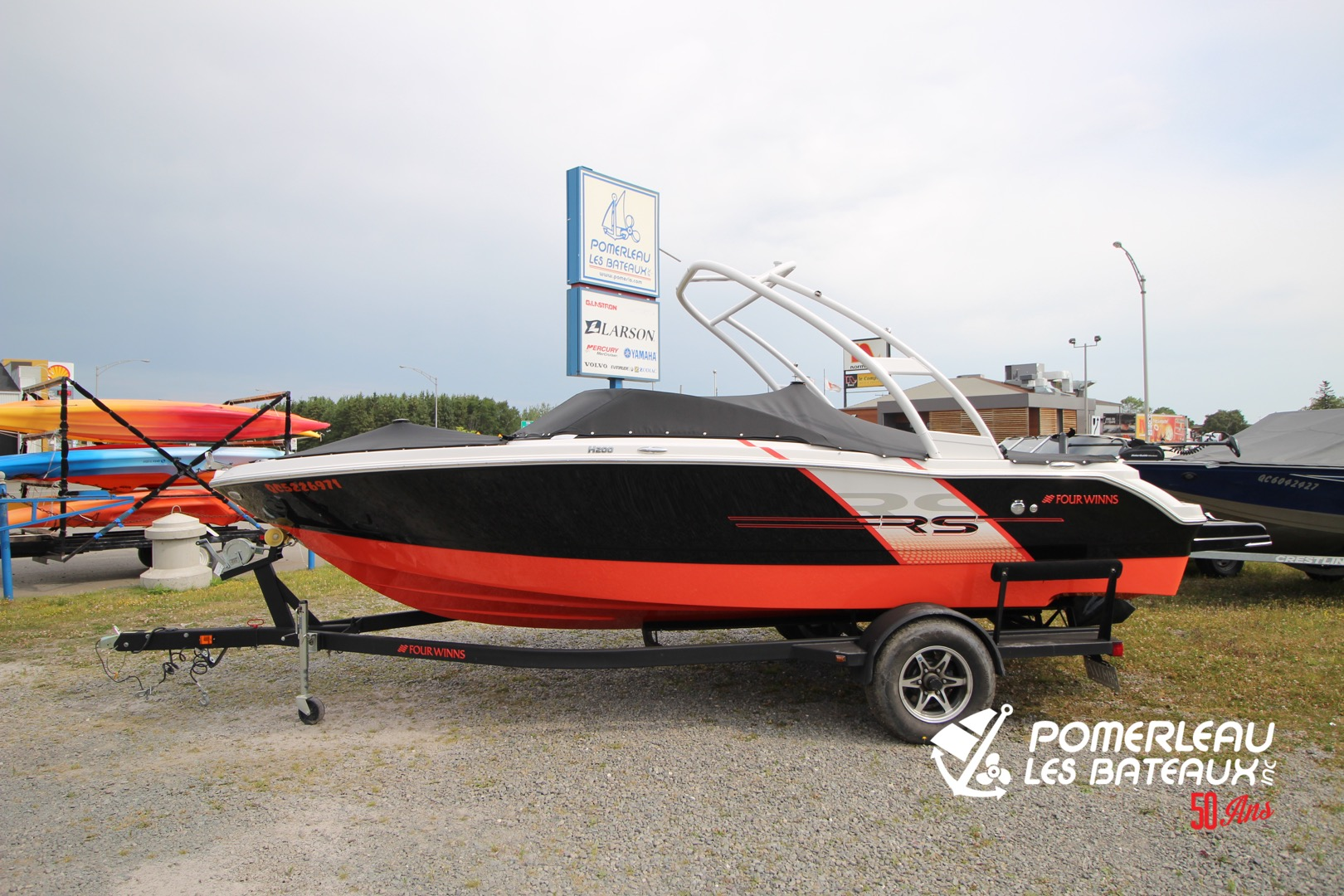 Four Winns H200 RS - IMG_7508