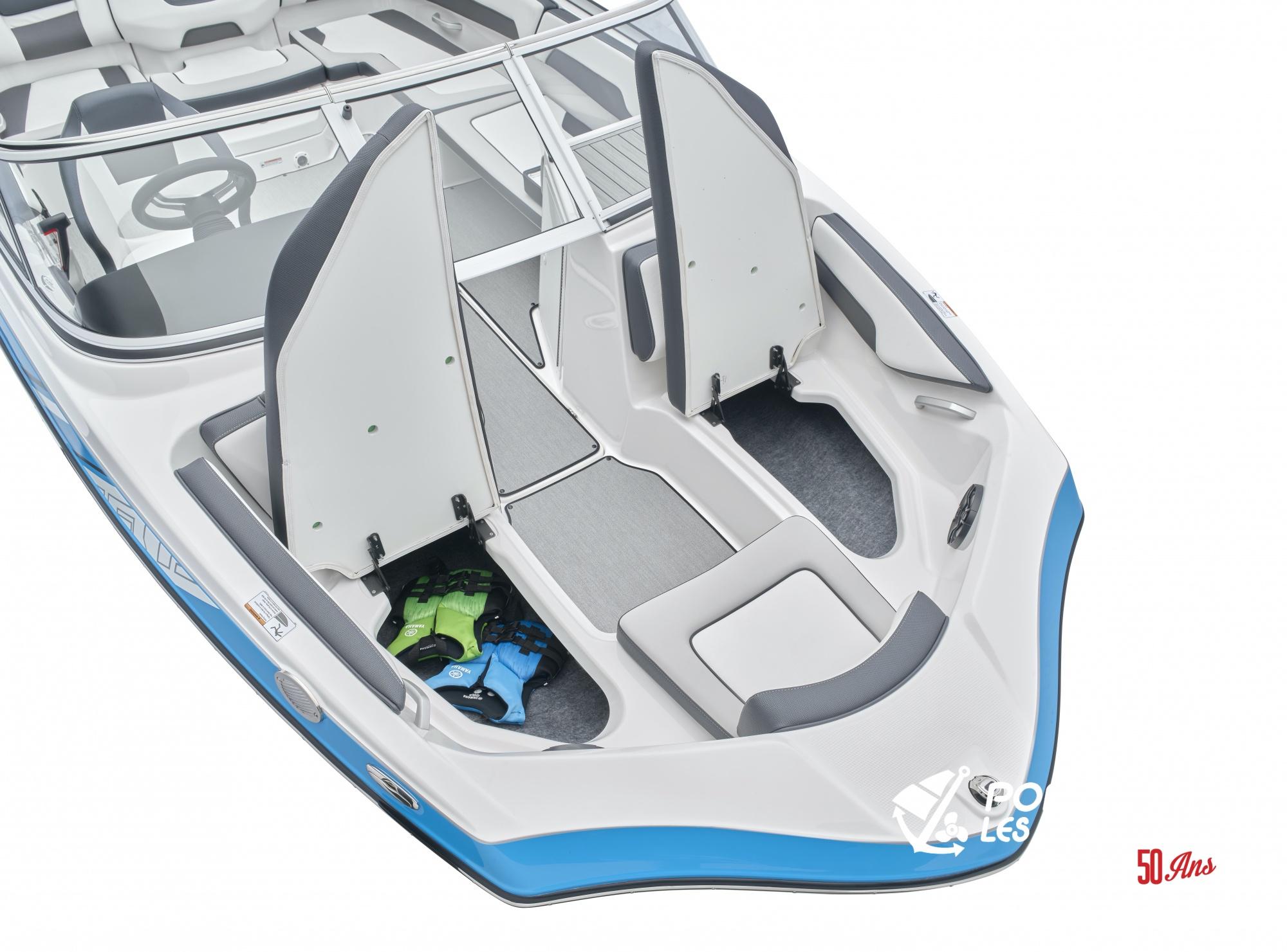 Yamaha AR 195 - 2021_AR195_Detail_Bow Storage
