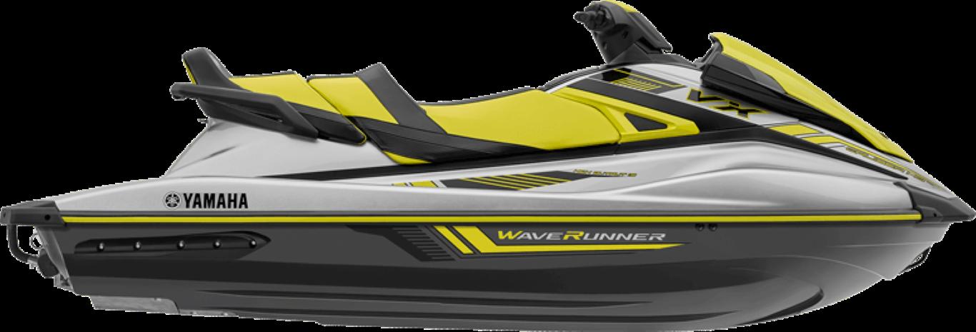 Yamaha VX Cruiser HO - 2020-VX-Cruiser-HO-Yellow_1