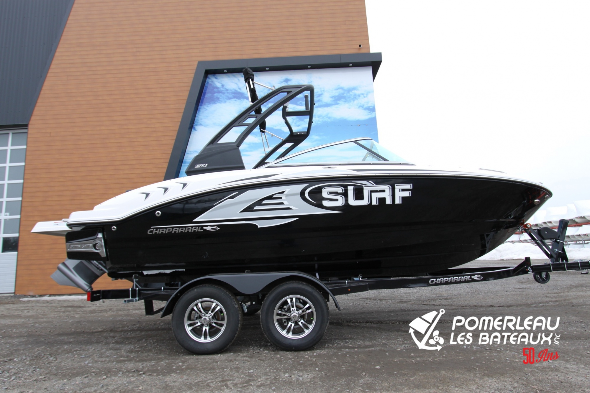 Chaparral 21 Surf - IMG_5142