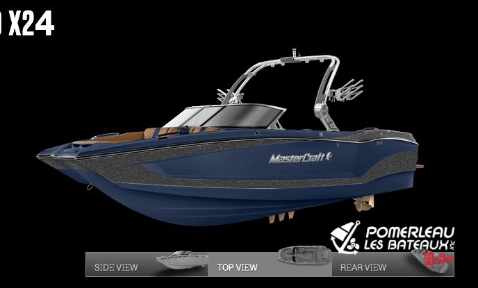 Mastercraft X24 - Capture d'écran, le 2020-03-07 à 18.03.04