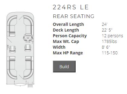 South Bay 224RS LE - F224RSLE
