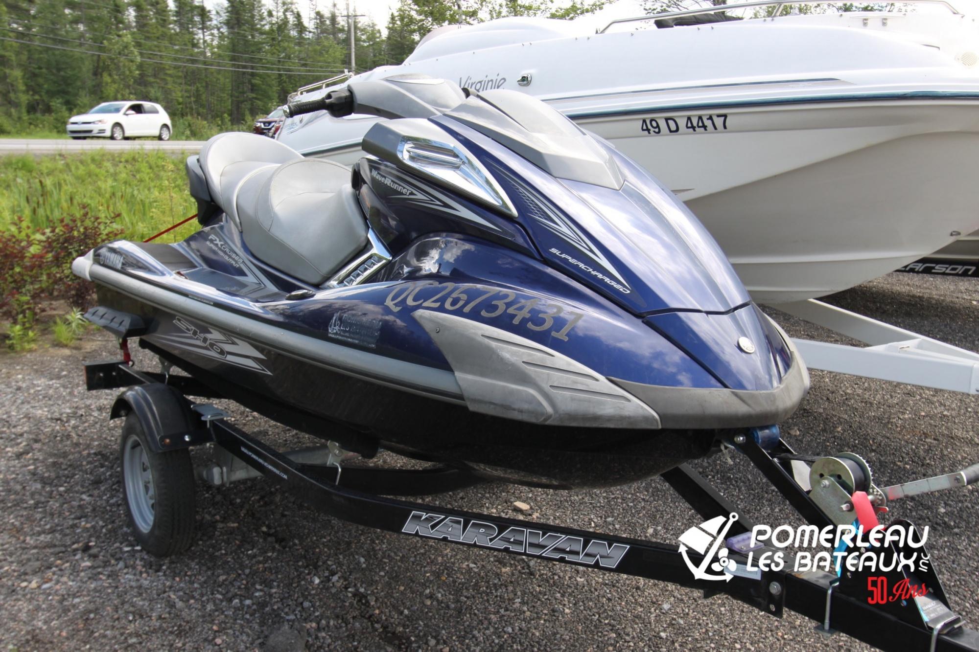 Yamaha FX Cruise SHO - IMG_8151