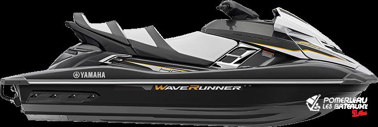 Yamaha FX Cruiser HO - 2018-FX-Cruiser-HO-Gray_1