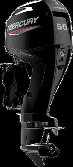 Mercury 50HP EFI - 50
