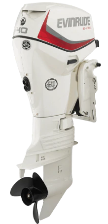 Evinrude 40HP E-TEC - 40