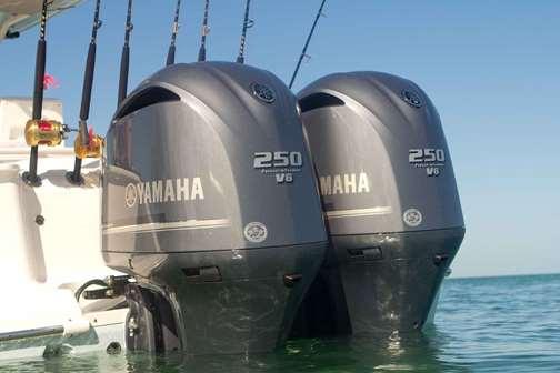 Yamaha F250 - 250.2