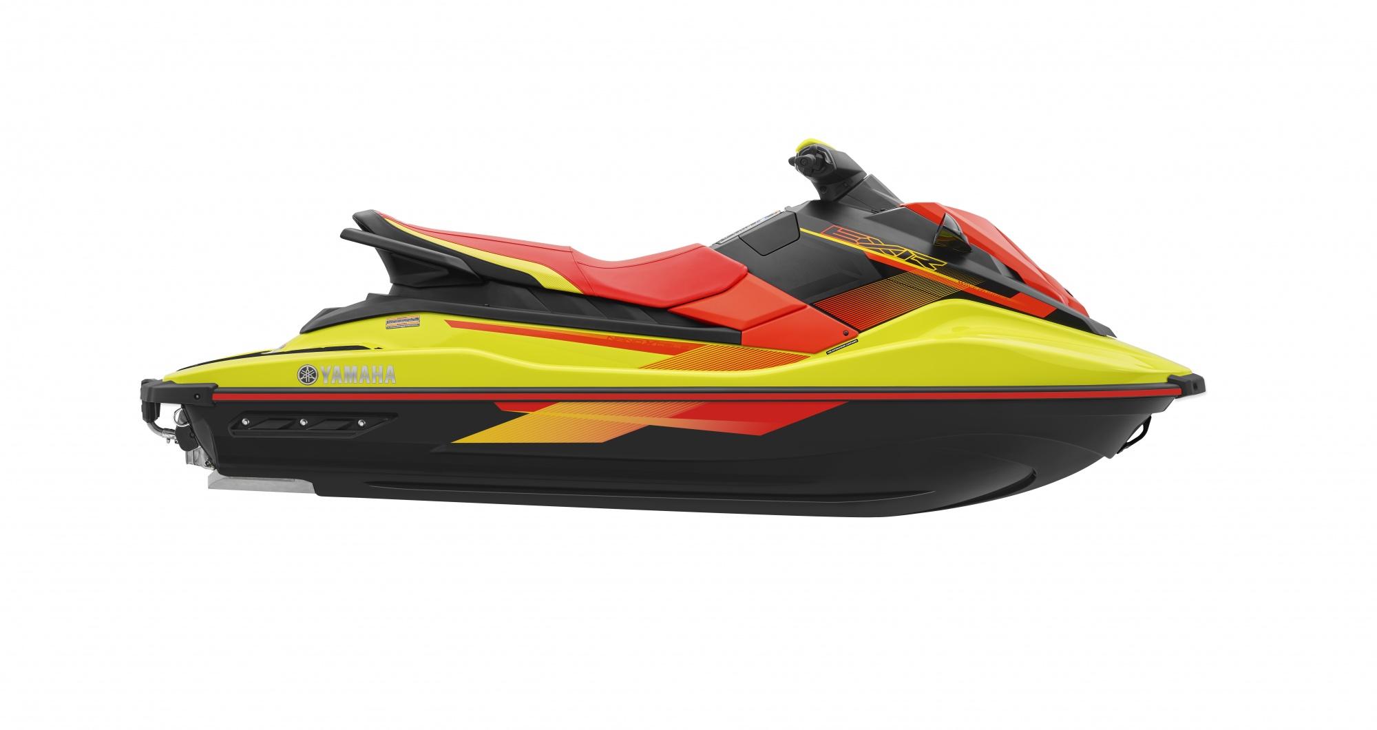 Yamaha EXR - 2021_EXR_Yellow_1