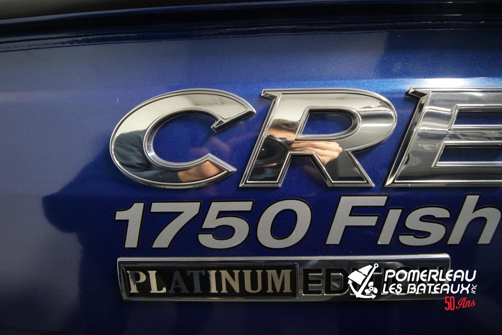 Crestliner FIsh hawk 1750 - IMG_6645