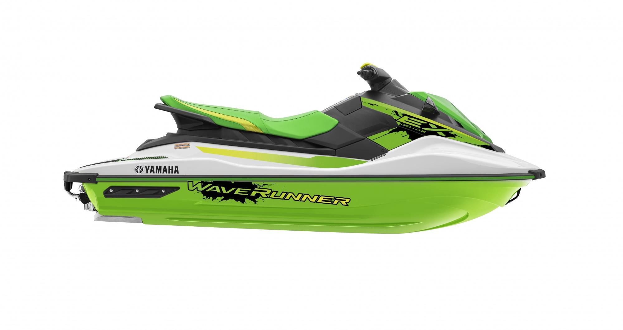 Yamaha EX Deluxe - 2021_EXDeluxe_Green_1