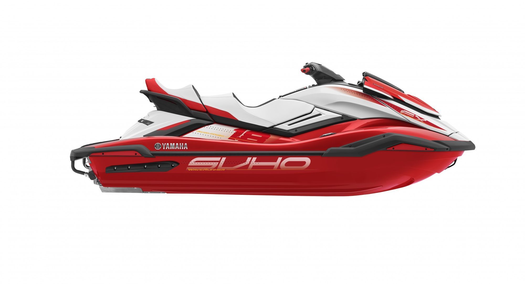 Yamaha FX Cruiser SVHO - 2021_FXCruiserSVHO_Red_1