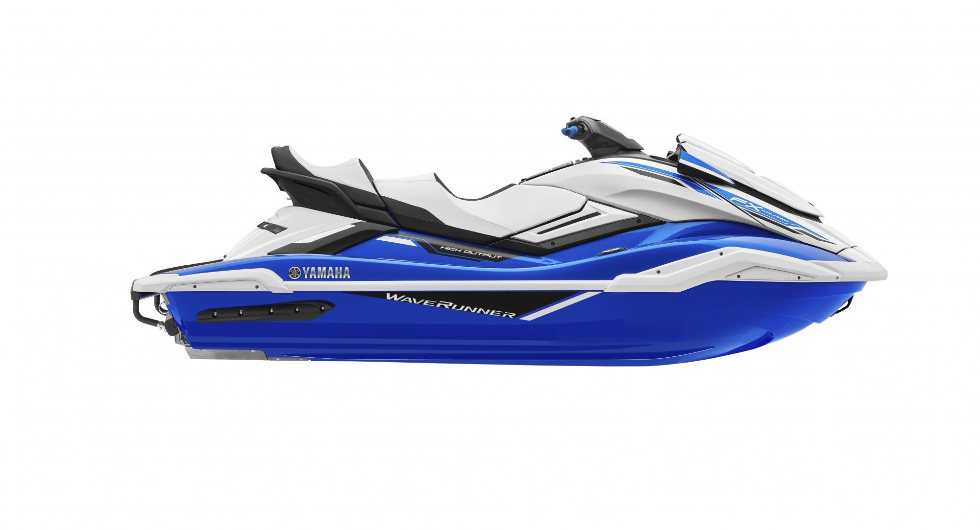 Yamaha FX Cruiser HO - 2021_FXCruiserHO_Blue_1