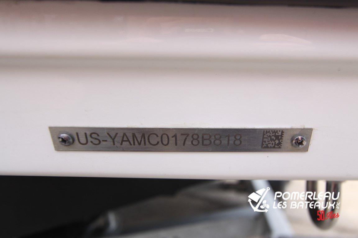Yamaha AR 190 - IMG_2494