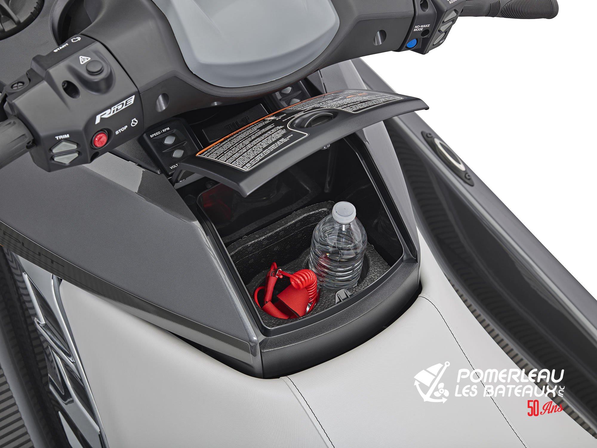 Yamaha FX Cruiser HO - 2018-FX-Cruiser-HO-Gray-Glovebox_l