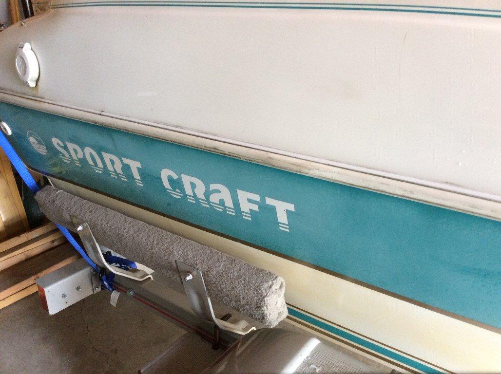 Sport Craft  Cutter XLE 176 - IMG_0122