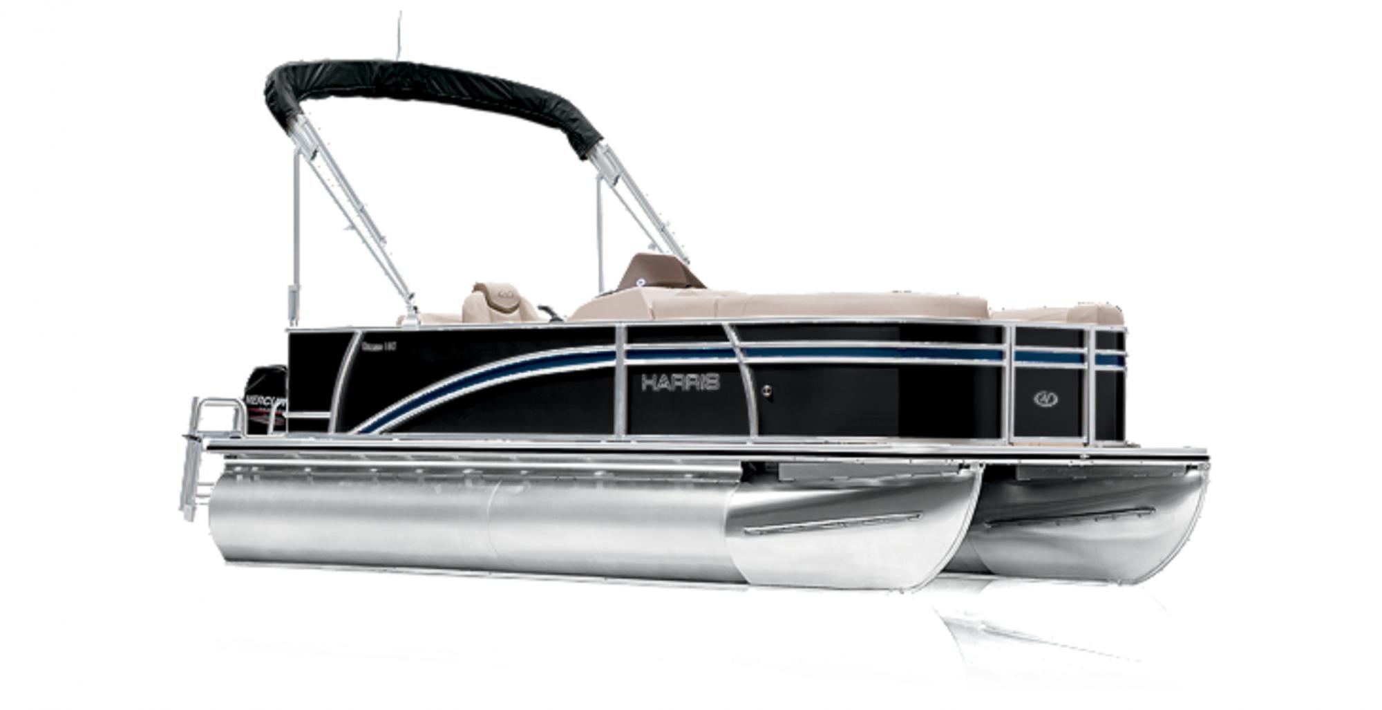 Harris Cruiser 210 - black and blue