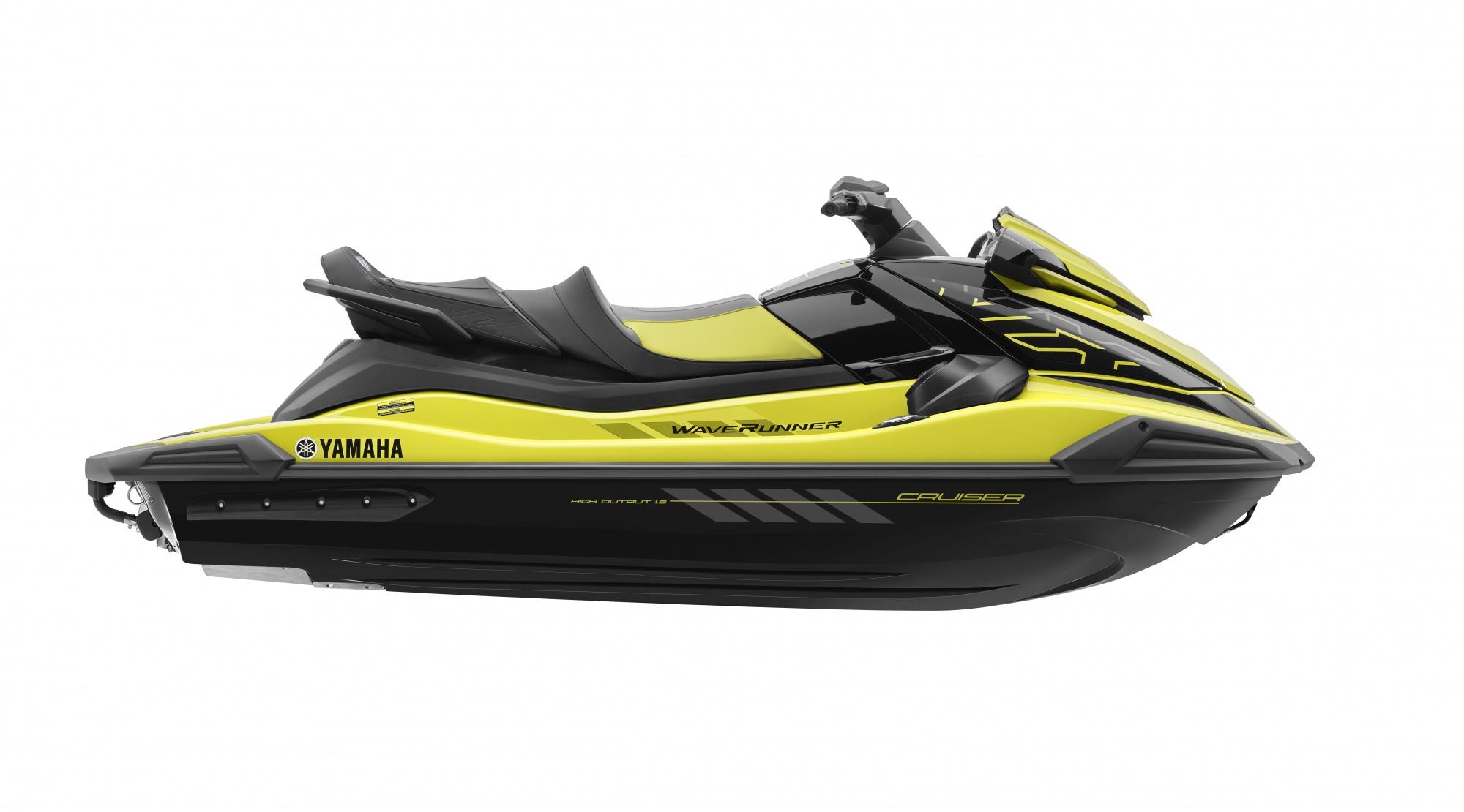 Yamaha VX CRUISER HO - 2021_VXCruiserHO_Yellow_1