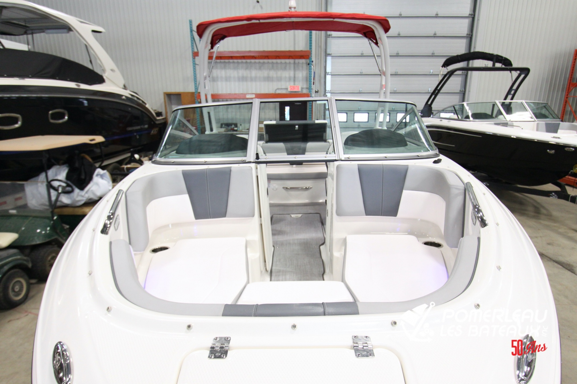 Chaparral 21 SSI - IMG_1433