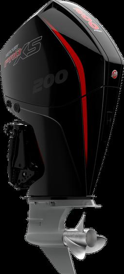 Mercury 200HP PROXS - PRO200