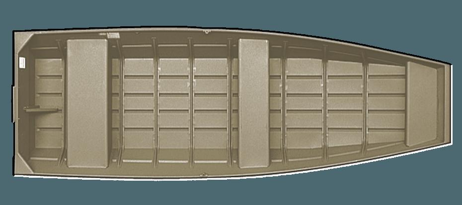 Crestliner 1436L - 1436L