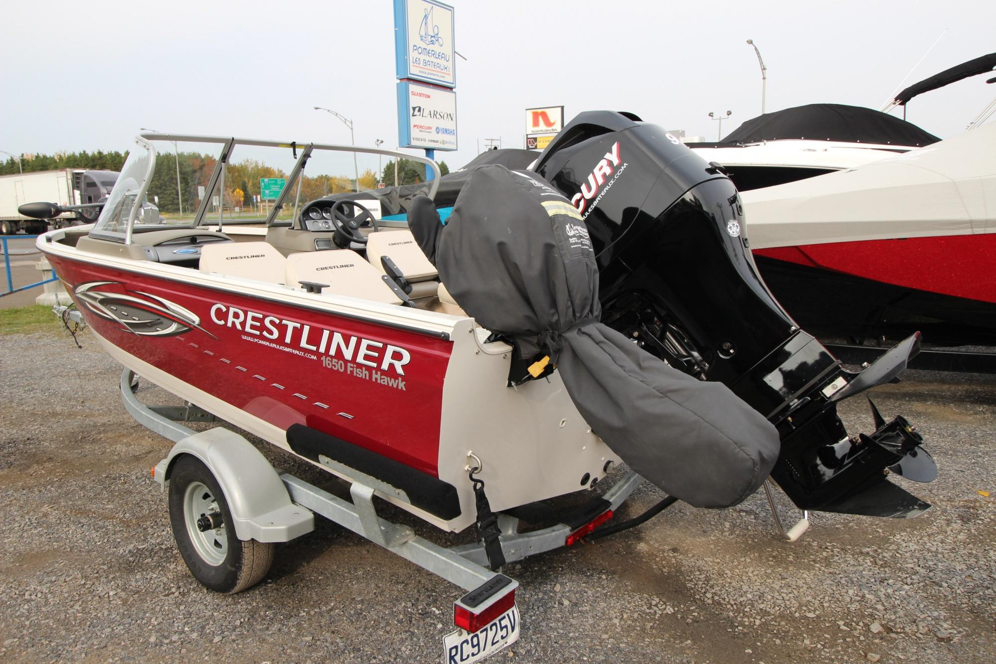 CRESLINER 1650 FISH HAWK - IMG_0096