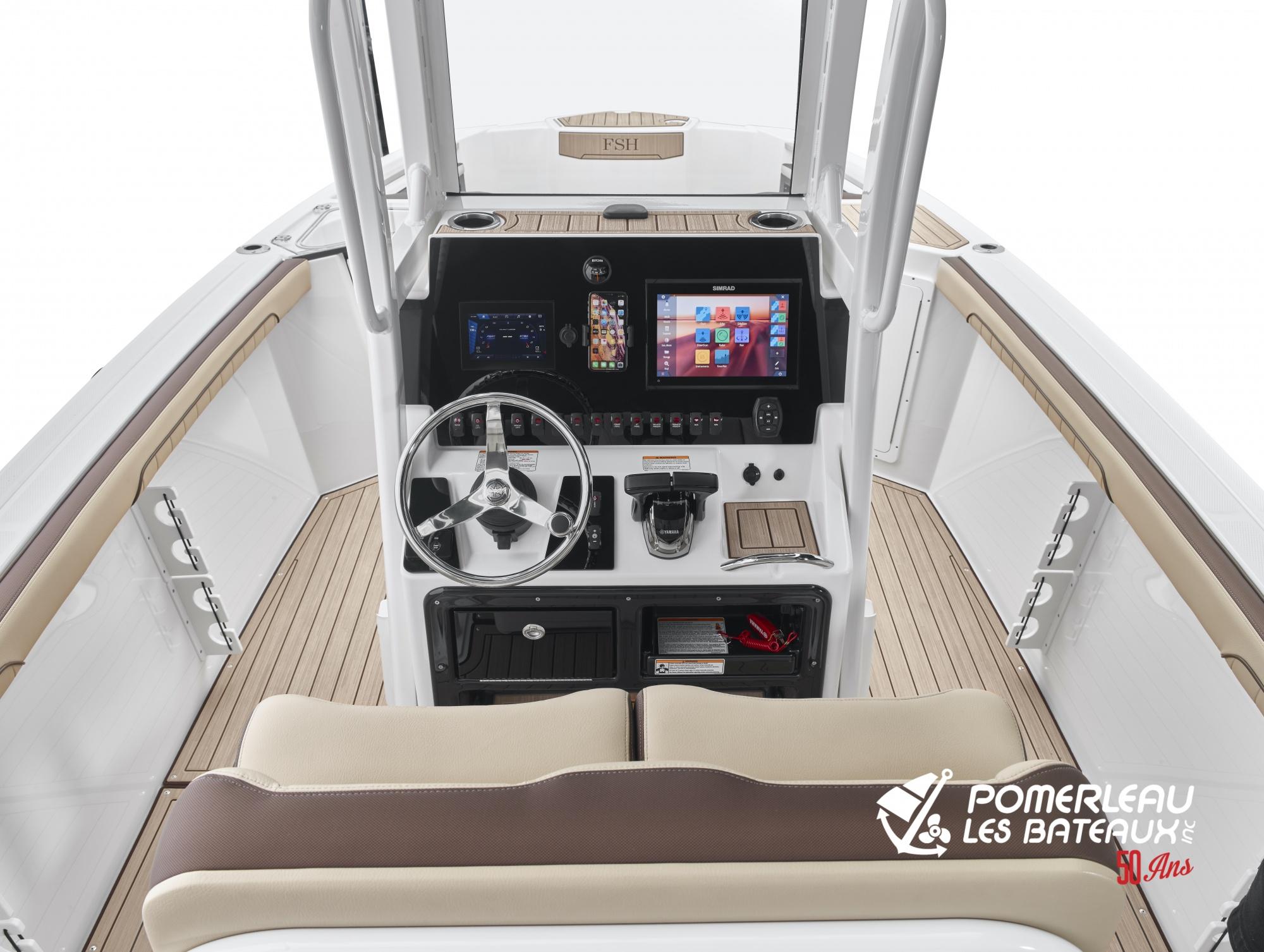 Yamaha 255 FSH SportE - 2021_255FSHSportE_Detail_Helm-screen3