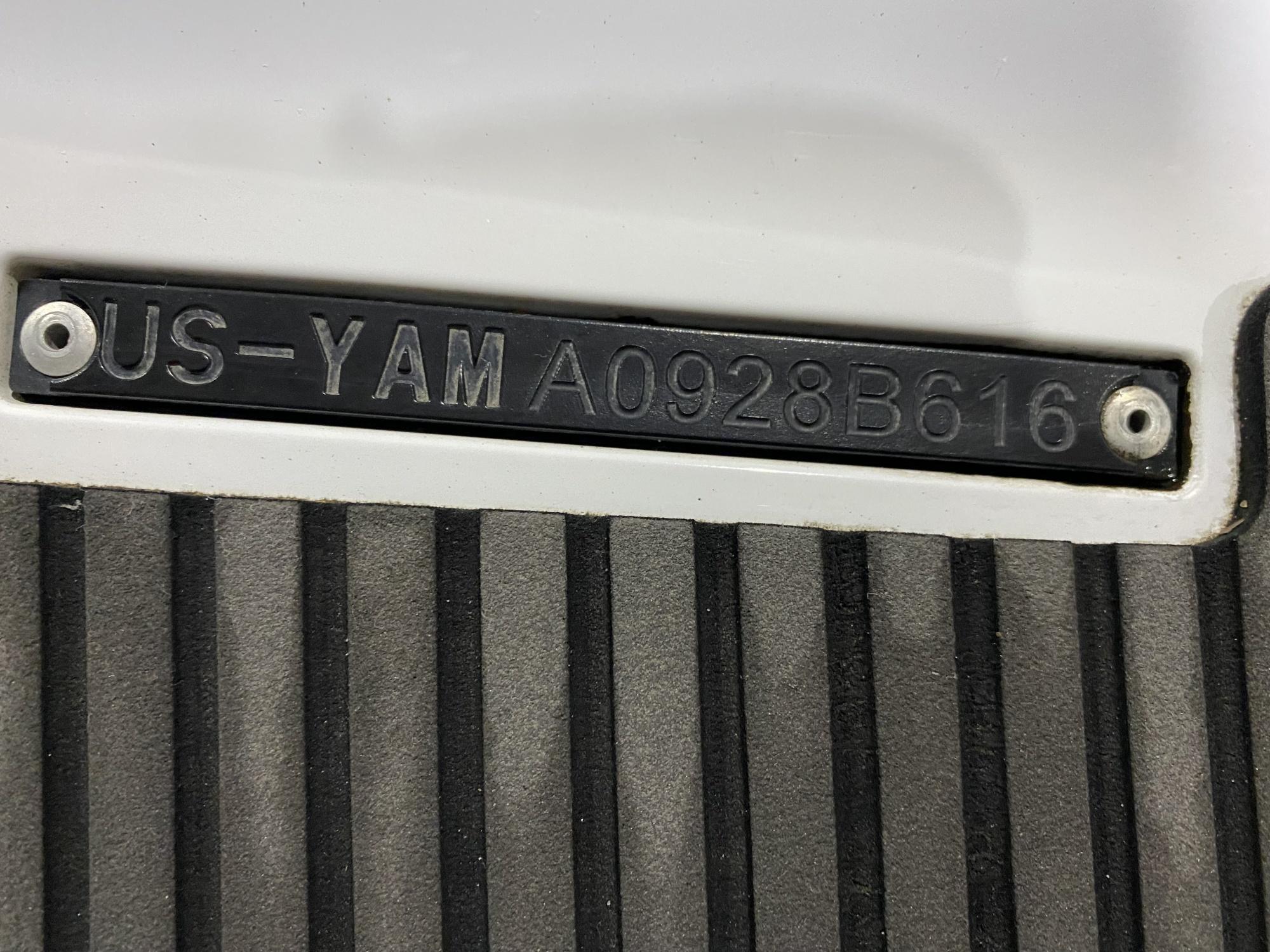 Yamaha FXCRUISER SVHO - IMG_4811