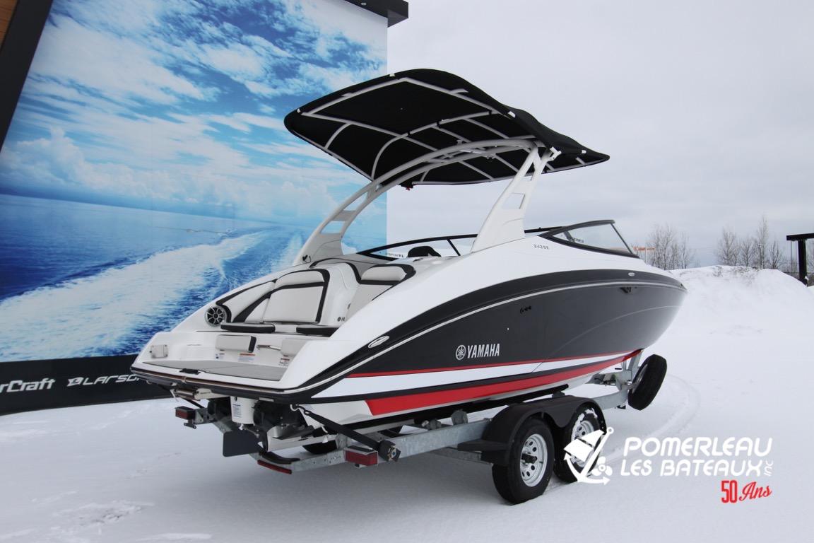 Yamaha 242 SE - IMG_5290