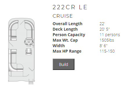 South Bay 222CR LE - F222CRLE