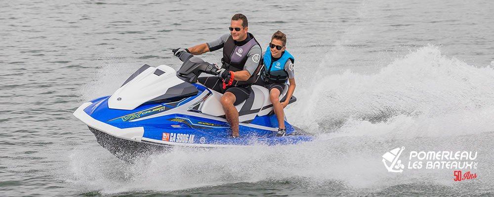 Yamaha VX Cruiser HO - 2018-VX-cruiser-HO-blue-A117