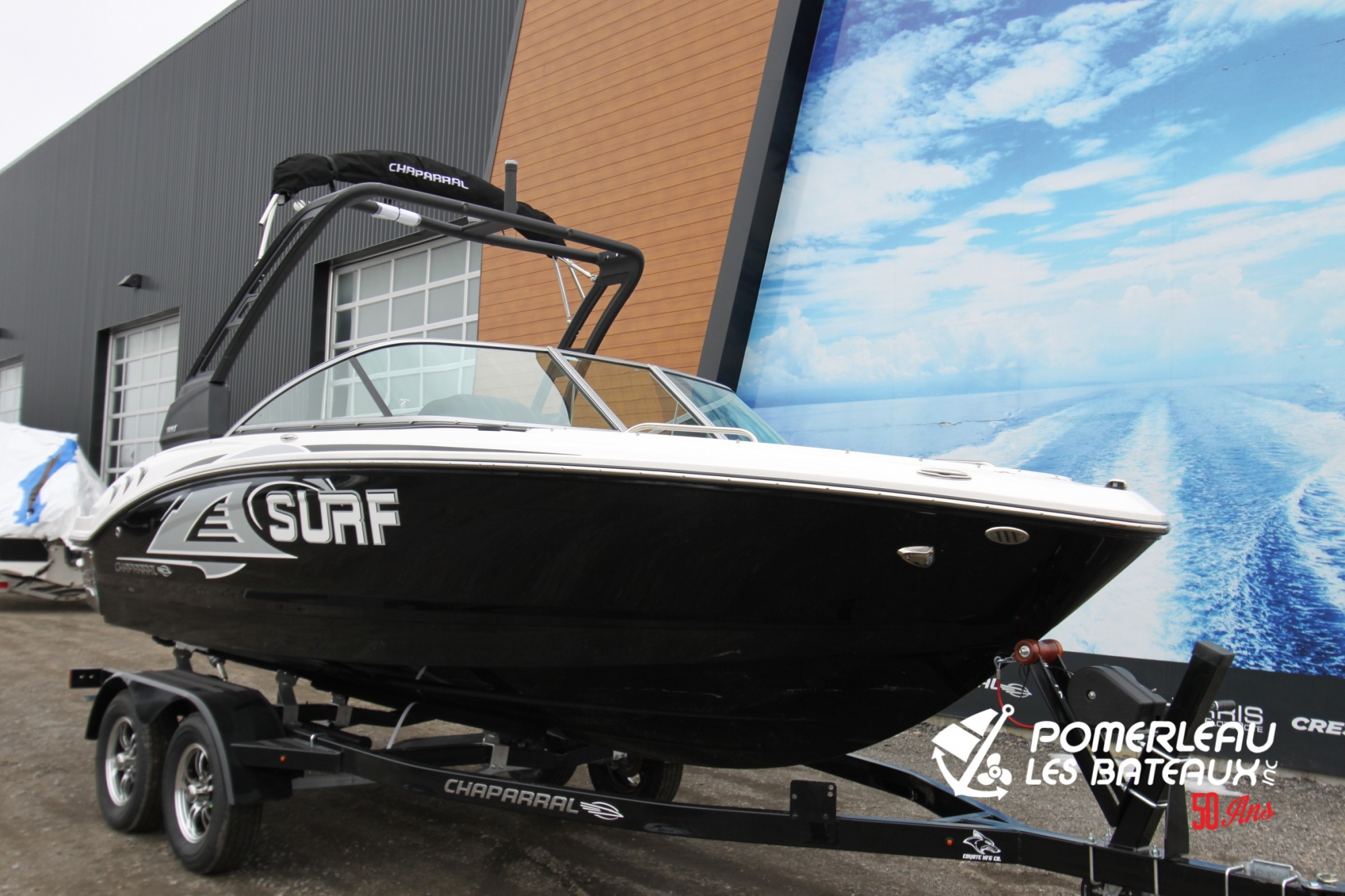 Chaparral 21 Surf - IMG_5145
