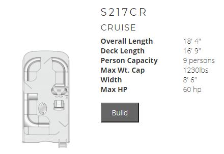 South Bay 217CR - F217CR