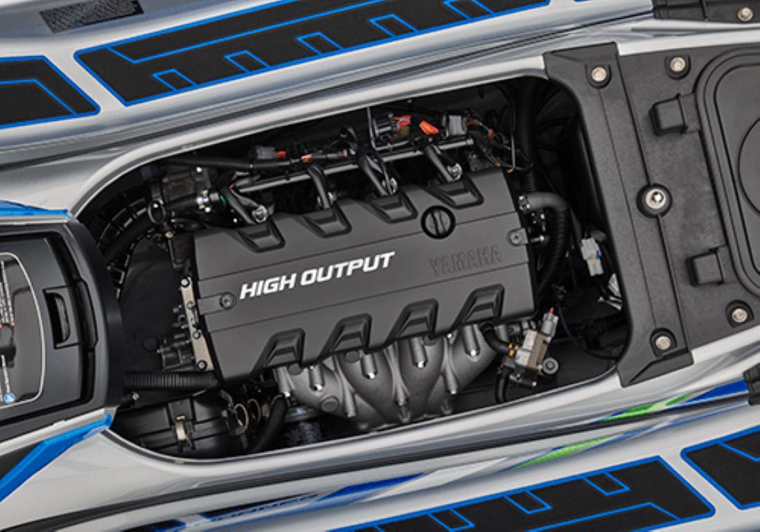 Yamaha GP 1800R HO - 2020_GP1800R_HO_Blue_Engine