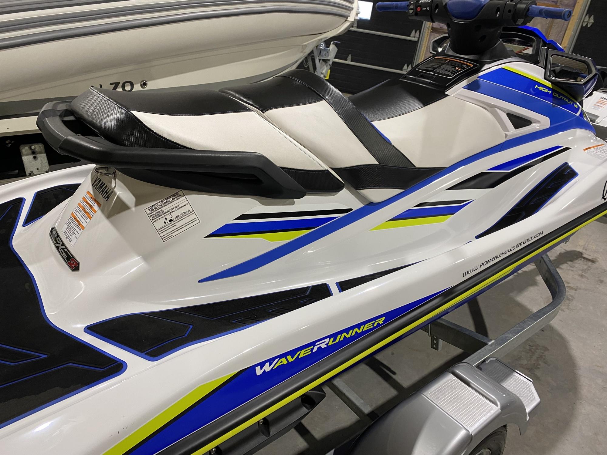 Yamaha VXR - IMG_4802
