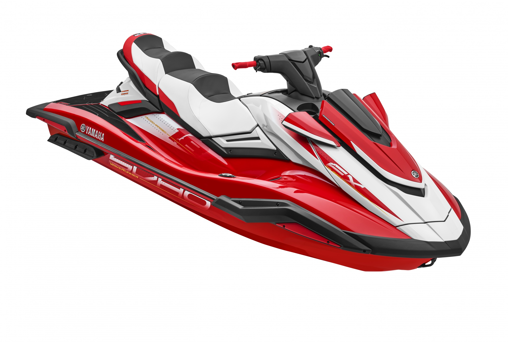 Yamaha FX Cruiser SVHO - 2021_FXCruiserSVHO_Red_3