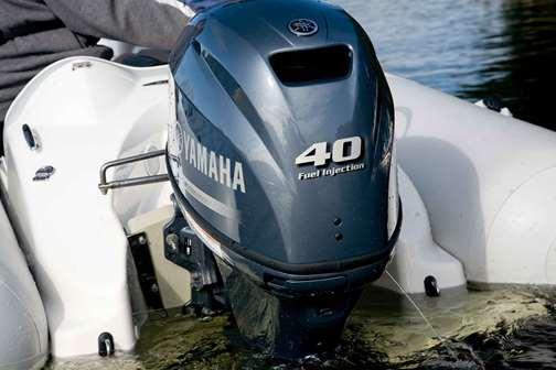 Yamaha F40 - 40.2
