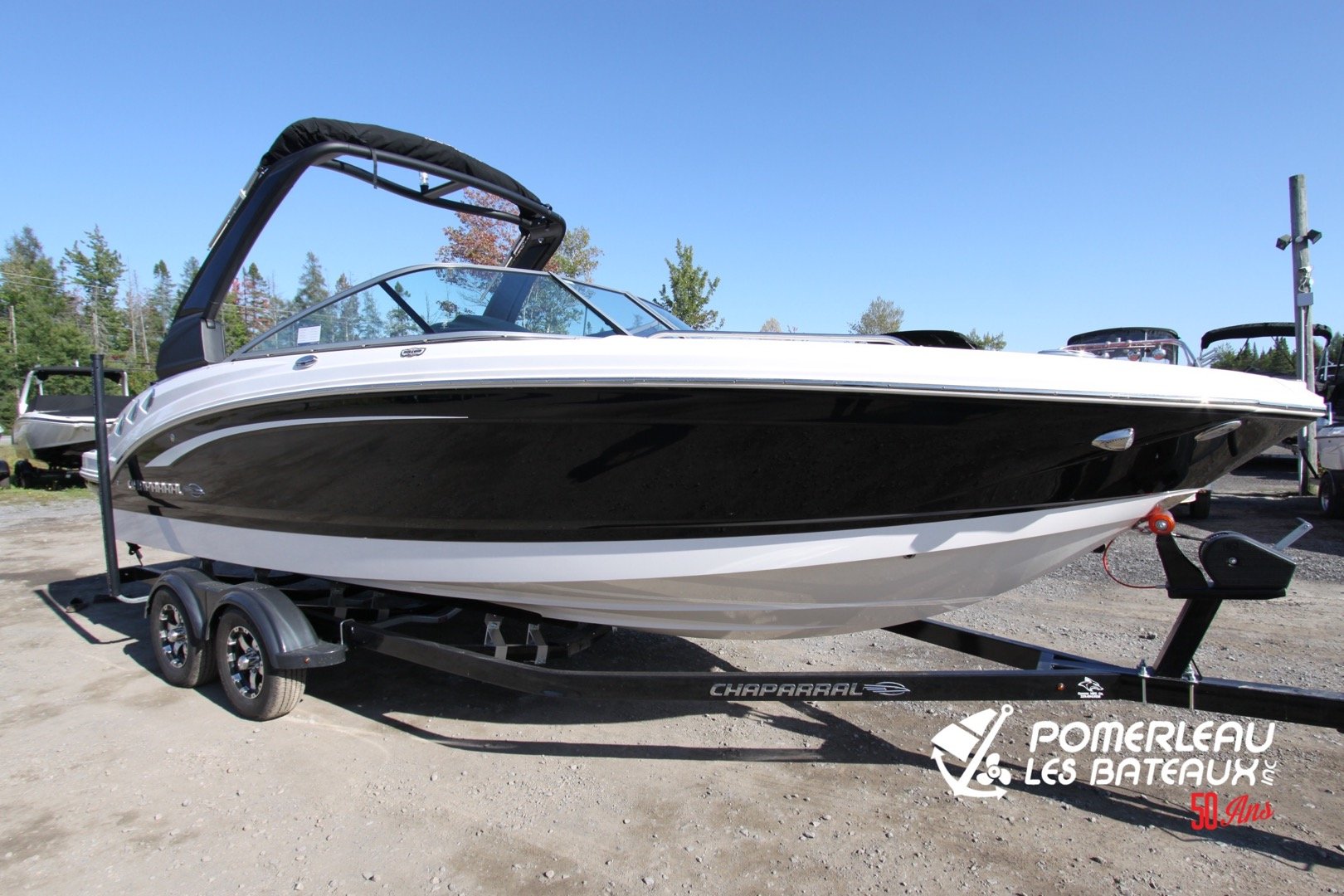 Chaparral 246 SSI - IMG_2115