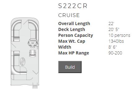 South Bay 222CR2 - F222CR