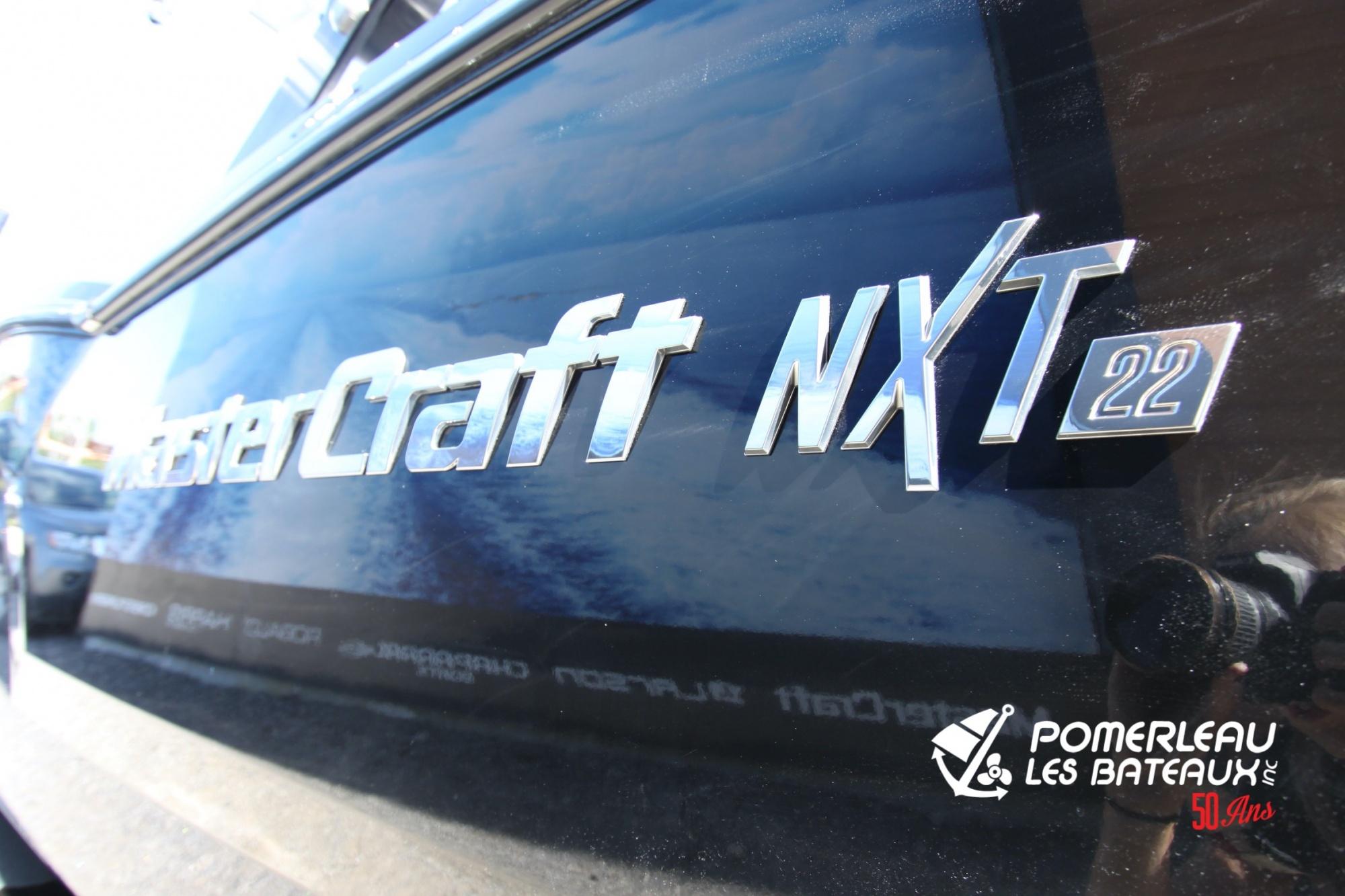 Mastercraft NXT 22 - IMG_8959