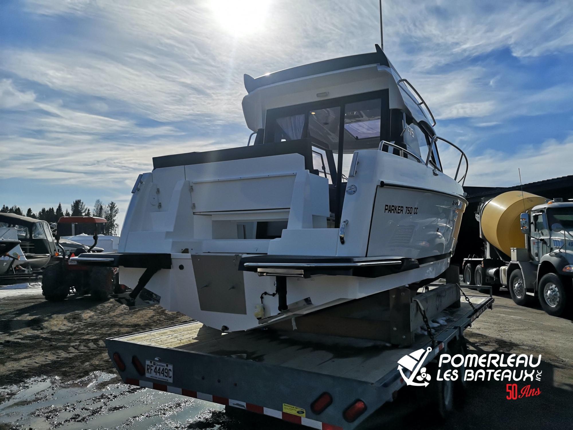 Parker Boats 750 CC - IMG_20210317_153927
