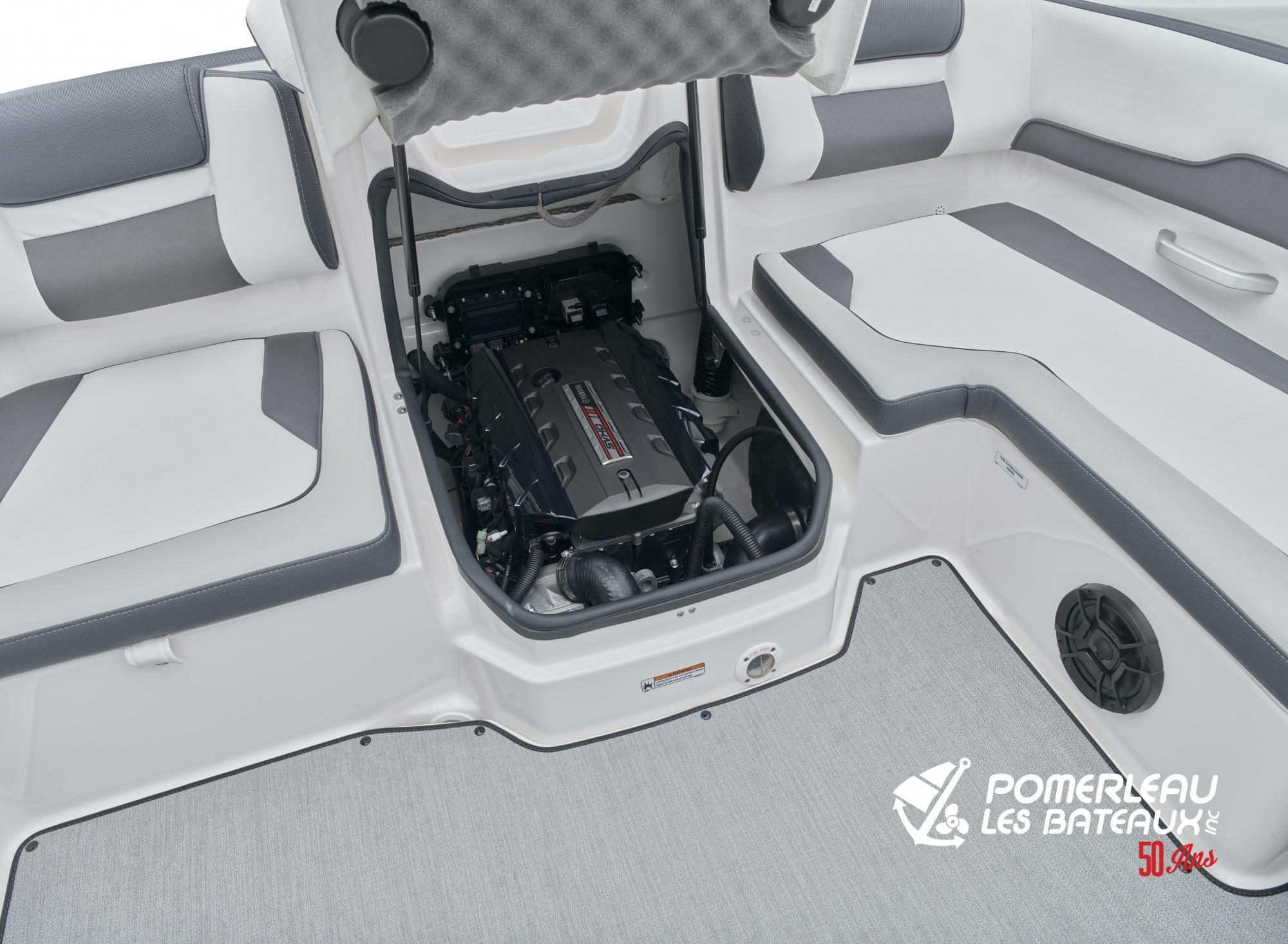 Yamaha AR 195 - 2021_AR195_Detail_Engine Compartment