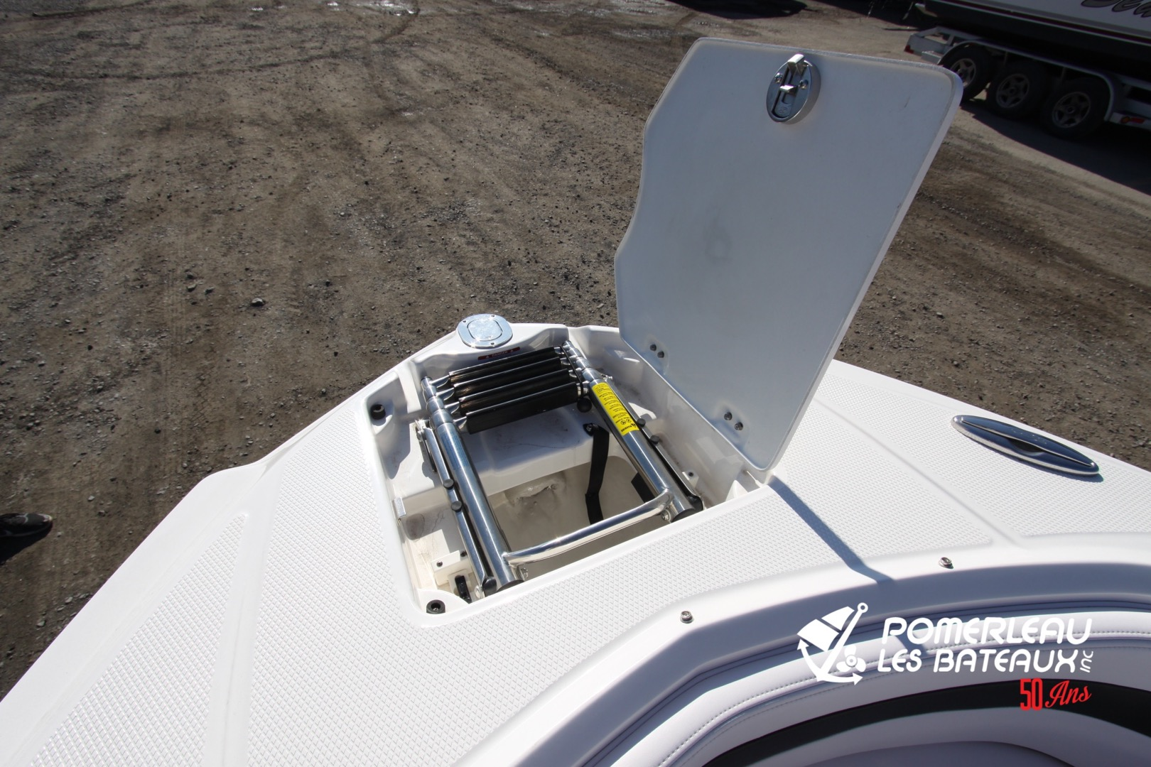 Chaparral 246 SSI - IMG_2143