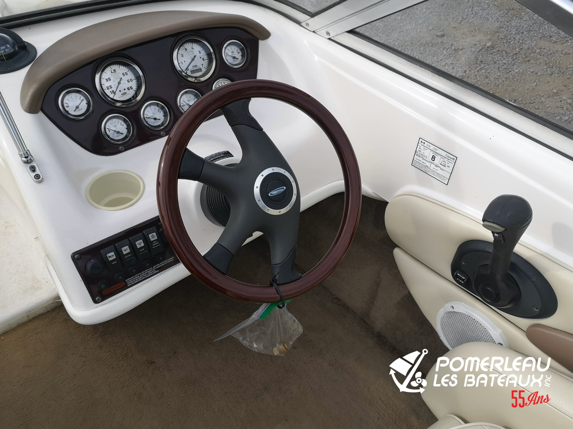 Chaparral 180 SSI - IMG_20210819_160304