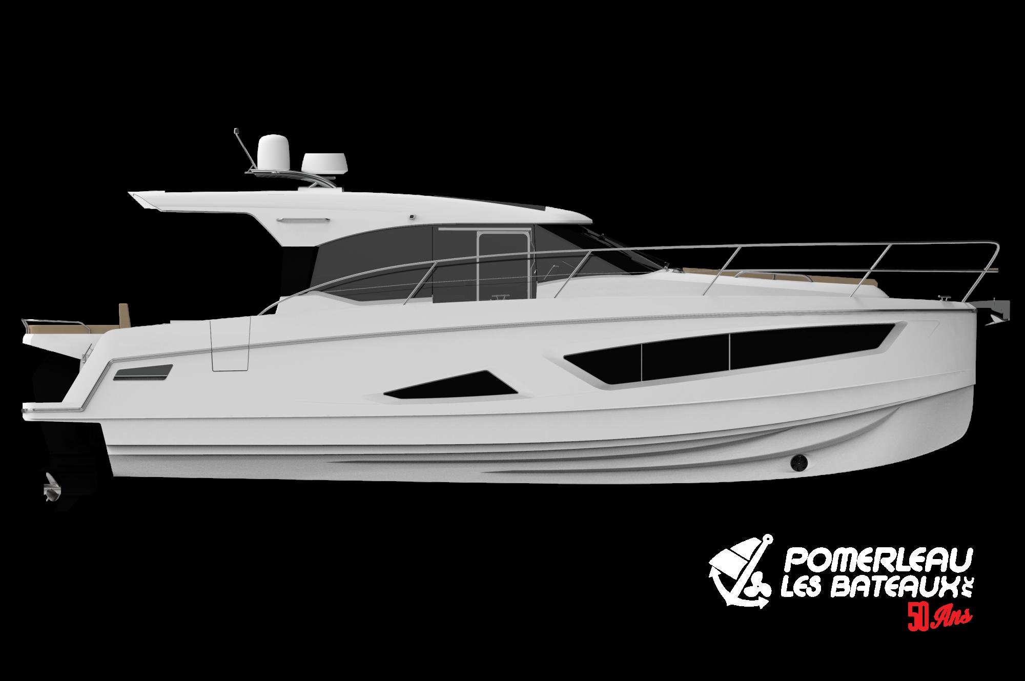 Parker Boats Monaco DEMO - Monaco 110