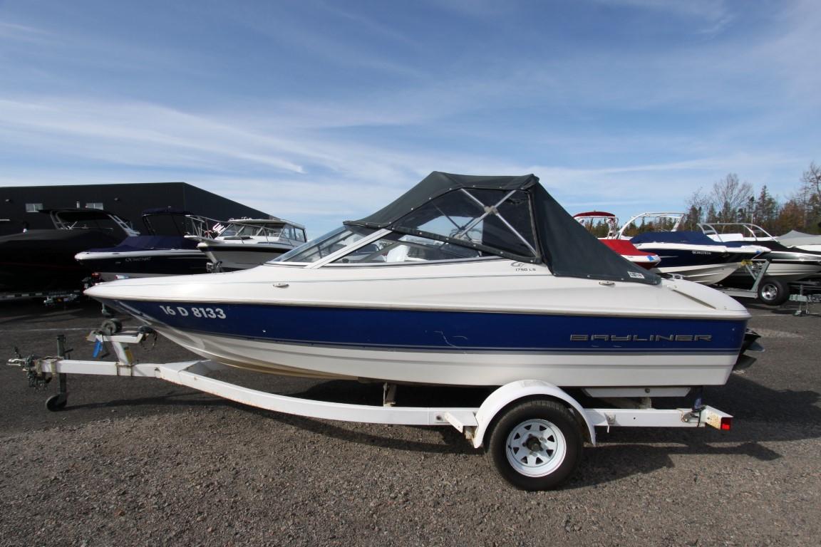 Bayliner 1750 LS - IMG_3203