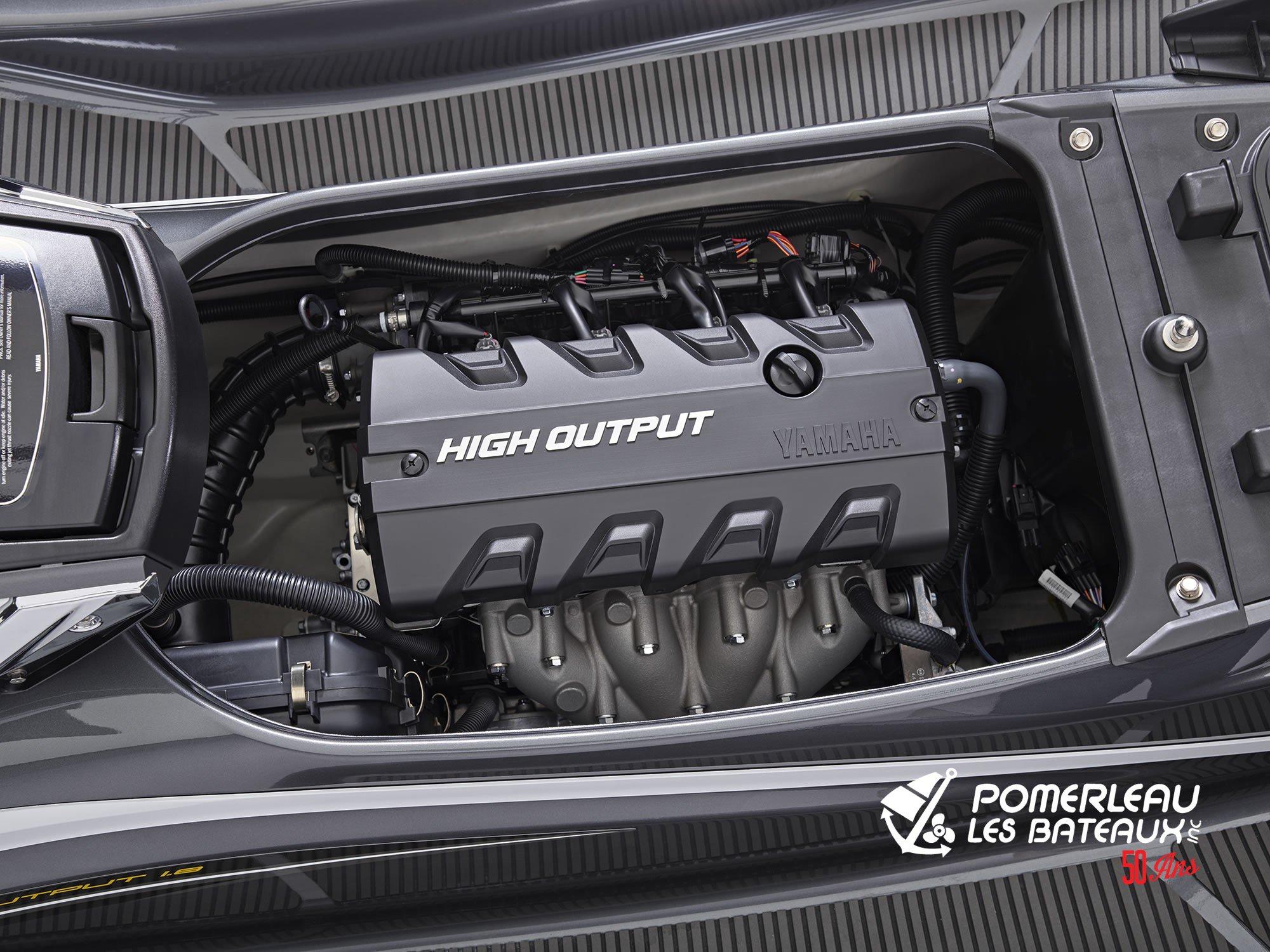 Yamaha VX Cruiser HO - 2018-VX-Cruiser-HO-Carbon-Engine_l
