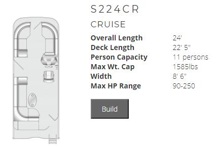 South Bay 224CR2 - F224CR