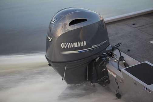 Yamaha F115 - 115.1