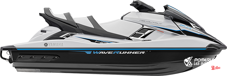 Yamaha FX Cruiser HO - 2018-FX-Cruiser-HO-White_1