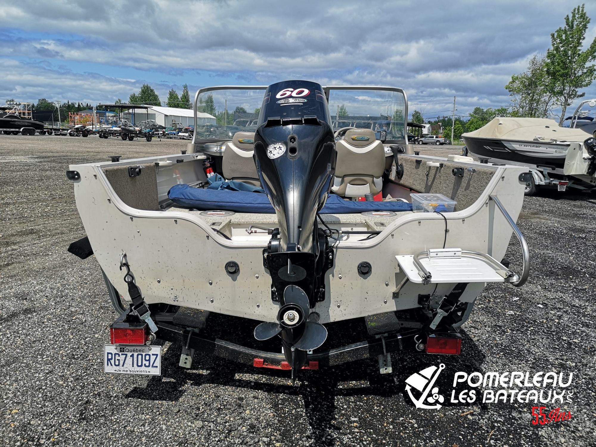 Crestliner Sport Angler 1650 - IMG_20210716_111133